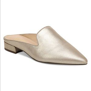 NIB! Franco Sarto Samanta 2 Pointed Toe Mules, 9